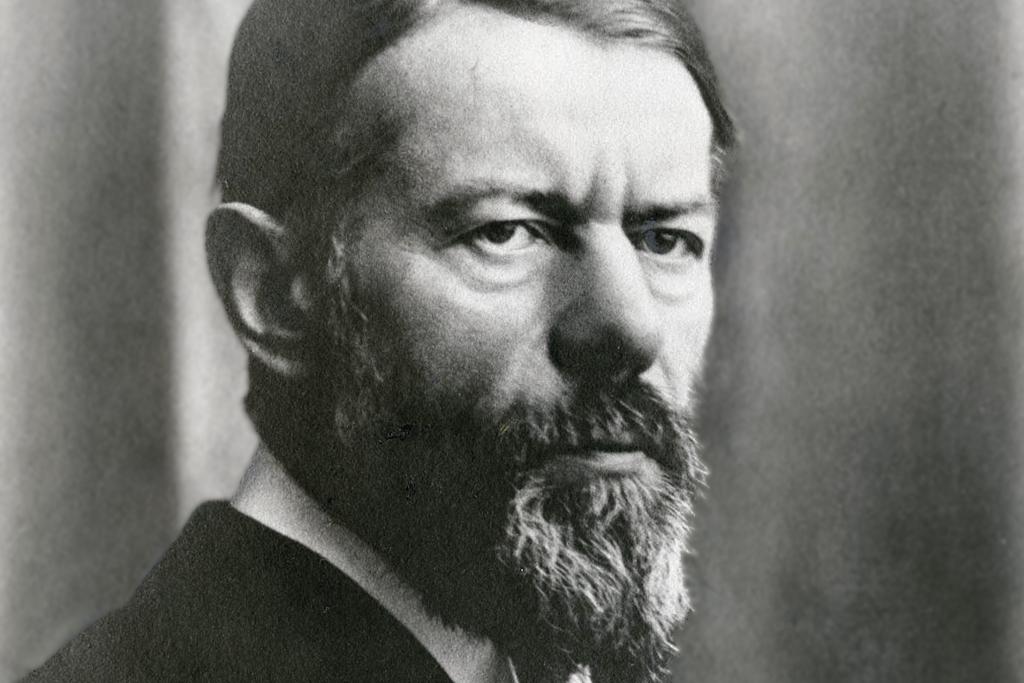 Zum 100. Todestag von Max Weber: Politik alsBeruf